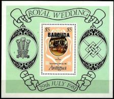 Barbuda HB 57 En Nuevo - Antigua Und Barbuda (1981-...)