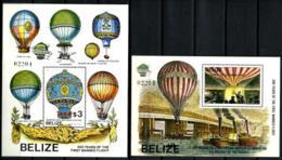Belice HB 47/48 En Nuevo - Belice (1973-...)