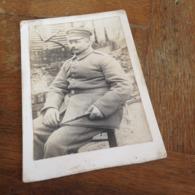 CABINET DEUTSCHLAND ANONYM - DEUTSCHER MANN DAZUMAL - SOLDAT MIT DOLCH - MILITAER - 1. WELTKRIEG - Guerra, Militares