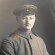 CABINET DEUTSCHLAND ANONYM - DEUTSCHER MANN DAZUMAL - JUNGER SOLDAT - MILITAER - 1. WELTKRIEG - Guerra, Militares