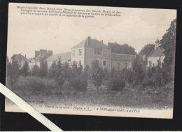 Guerre 14/18 / Nantes / Hopital Temporaire N°6 Installé Dans L'institution Pour Aveugles Et Sourds Muets - Nantes