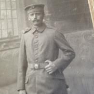 WESEL - ALFRED FRANKFURTER - DEUTSCHER MANN DAZUMAL - JUNGER SOLDAT  - MILITAER - 1. WELTKRIEG - Guerra, Militares