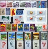 Yugoslavia 1965 Complete Year, MNH (**) - Yugoslavia