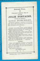Bp   Fontaine   Poncelet   Gedinne - Santini