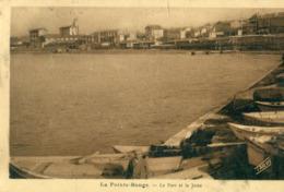 13 - Marseille : La Pointe Rouge  - Le Port Et La Jetée - Autres