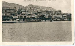 13 - Marseille : La Pointe Rouge  - La Plage - Autres
