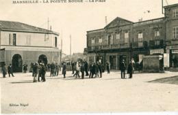 13 - Marseille : La Pointe Rouge  - La Place - Autres