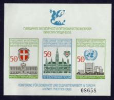 Bulgarien Block 168 B ** - Bulgaria