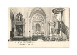 GHELUWE  -  De Kerk (1915). - Wervik