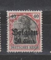 COB 20 Oblitération Centrale REKHEIM - WW I