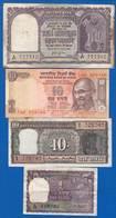 Inde  11  Billets - India