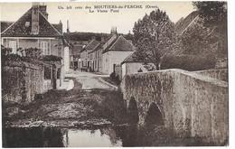 Damigny-Les Carrieres De La Hautelle.Eolienne. - Damigny