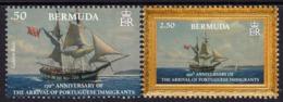 Bermuda - 2019 - 170th Anniversary Of Portuguese Immigration In Bermuda - Mint Stamp Set - Bermudes