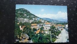 Le Centre De La NAPOULE (Alpes-Maritimes) Et Le Mont San-Peyré. Sur La Colline Au Second Plan, MANDELIEU - Autres Communes
