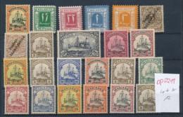 D.-Kolonien Lot Diverse..... (op2211 )  Siehe Scan - Duitsland