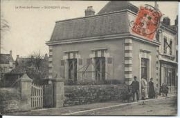 Le Pont Du Fresne-Damigny. - Damigny