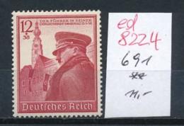 D.-Reich Nr. 691   **   .... (ed8224  )  Siehe Scan - Deutschland