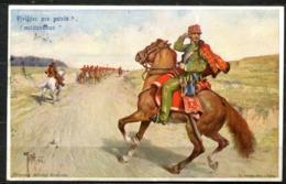 CV3087 MILITARI REGGIMENTALI 18° Reggimento Ussari  Cavalleggeri Di Piacenza, Viriliter Pro Patria Militantibus, Ill. Gi - Regiments
