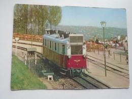 D169291  Hungary  Budapest  Pioneer's Railway - Pionierbahn - 1960 - Eisenbahnen
