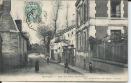 Damigny-Rue Du Pont Du Fresne. - Damigny