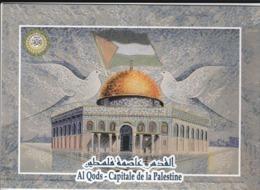 Maroc. Album FDC Et  Timbre 2019. Al Qods - Capitale De La Palestine. Cachet De Marrakech. - Marruecos (1956-...)