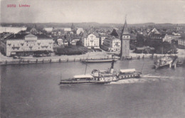 Lindaui   (6J) - Steamers