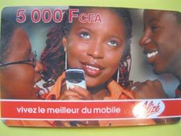 Télécarte Du Gabon - Gabun
