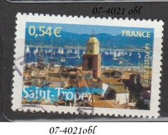 FRANCE ANNEE 2007 N° 4021     OBLITERE - France