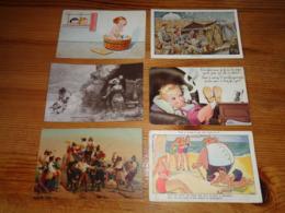 Beau Lot De 20 Cartes Postales De Fantaisie    Mooi Lot 20 Postkaarten Van Fantasie   -  20 Scans - Postkaarten