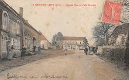 La Loye Canton Montbarrey Café Blondey - Frankrijk