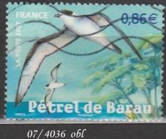 FRANCE ANNEE 2007 N° 4036     OBLITERE - France