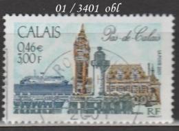 FRANCE ANNEE 2001 N° 3401   OBLITERE - France