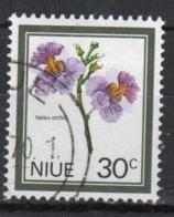 Niue 1969 Single 30c Stamp Taken From The Definitive Series. - Niue