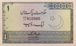 Pakistan 1 Rupee, P-24A (1974) - UNC - Sign.3 - Pakistan