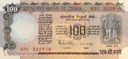 India 100 Rupees, P-86c (1979) - UNC - Sign.85 - Indien
