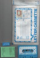 GB 1984 Letter Cassette Komplett Ganzsache; UK Postal Stationery, MNH - 1952-.... (Elizabeth II)