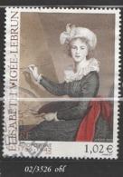 FRANCE ANNEE 2002 N° 3526    OBLITERE - France