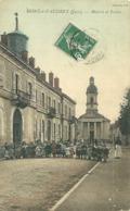 MONT-SOUS-VAUDREY (Jura)  -  Mairie Et Ecoles - Francia