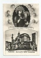 Italie Italia Italy - Torino Santuario Della Consolata - Churches