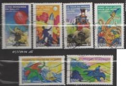 FRANCE ANNEE 2005 N° 3789-94   OBLITERE - France