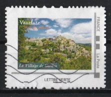 Collector Le Vaucluse 2017 : Le Village De Gordes. - Frankreich