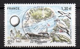 FRANCE 2019 - Timbre - Ile Tromelin Oblitéré Cachet Rond - France