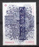 FRANCE 2019 - Timbre - Musée De La Poste Oblitéré Cachet Rond - France