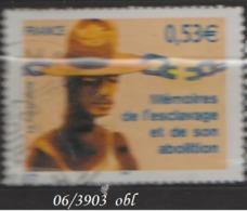 FRANCE ANNEE 2006 N°3903   OBLITERE - France