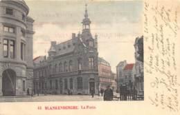 Blankenberghe - La Poste - 1902 - Blankenberge