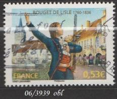 FRANCE ANNEE 2006 N°3939    OBLITERE - France