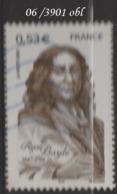 FRANCE ANNEE 2006 N°3901   OBLITERE - France