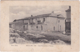 13. BOUC-BEL-AIR. Café-Restaurant J. Rivière - Autres Communes