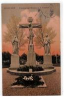KEVELAER  Kreuzigungs-Gruppe A. D. Friedhof - Kevelaer