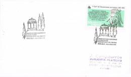 34693. Carta Exposicion MALAGA 1999, Jardin Botanico Historico LA CONCEPCION - 1931-Hoy: 2ª República - ... Juan Carlos I